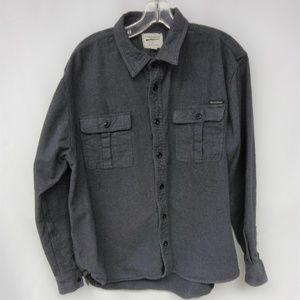 Field & Stream Mens XL Heavy Flannel Shirt